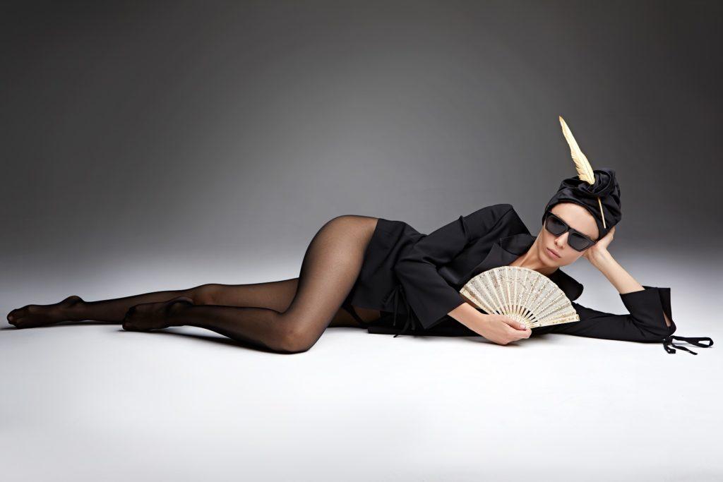 Luxury turban hat SVS by Vera Sukhinina